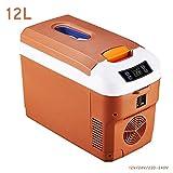 For eléctrica caja de refrigeración termoeléctrico de refrigeración del coche caja del carro 24V / 12V / 220-240 (12L) Mini fría Barrera auto auto-Mini-estante de enfriamiento de larga distancia de co
