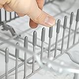 """Las tapas lavavajillas originales de Plemont [pack de 150] - Tapas accesorios universal de lavavajillas """"Made in Germany"""" - repuestos de protección extra fuerte contra la oxidación"""