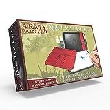 The Army Painter  | Paleta húmeda | Estuche Premium para Pinceles con 50 Ranuras y 2 Esponjas para Pintar Figuras Miniatura de Wargaming | Juego de Guerra
