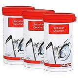 Miele Descalcificador para lavadoras y lavavajillas, 250 g (3 unidades)
