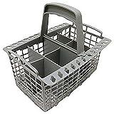 Hotpoint/Indesit - Cubertero para lavavajillas, color blanco