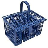 Hotpoint Indesit–Cesta de cubiertos para lavavajillas (tamaño mediano). Número de pieza genuina c00289641