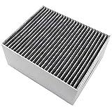 vhbw Filtro de carbón activo adecuado para campanas extractoras de humo Siemens LC98BE542/01, LC98BE542/02, LC98BE542/03, LC98BE542B/01.