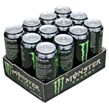 AUCUNE - MONSTER Energy Original 50cl (x12)