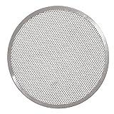 PADERNO 41727-28 - Rejilla para Pizza (28 cm, Aluminio)