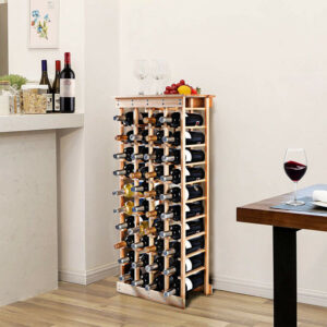 Botelleros De Madera Para Vino