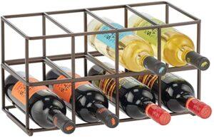 Botelleros Metalicos