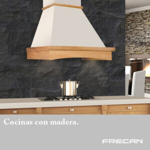 Campanas Extractoras De Cocina De Madera