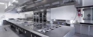 Campanas Extractoras De Cocina Industriales