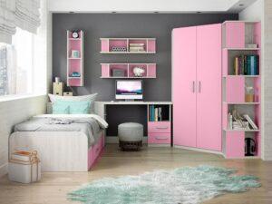 Estanterias Dormitorios Juveniles
