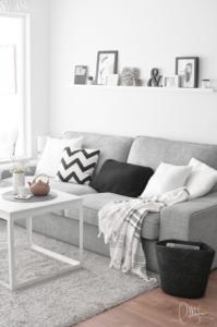 Estanterias Encima Sofa