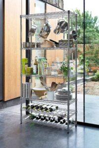 Estanterias Metalicas Para Cocinas
