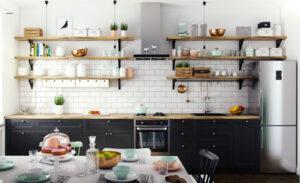 Estanterias Para Cocinas Originales