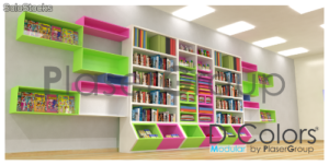 Estanterias Para Librerias