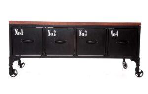 Muebles Auxiliares Industrial