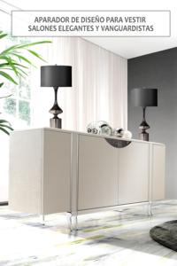 Muebles Auxiliares Para Salon Moderno
