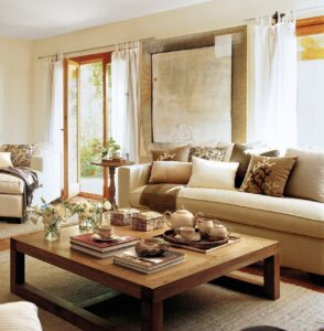 Muebles De Centro Bajas