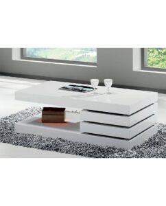 Muebles De Centro Blancas Modernas