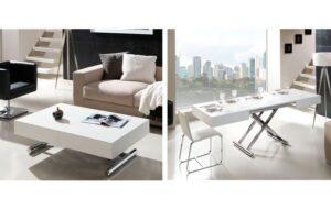Muebles De Centro Convertible Elevable Y…
