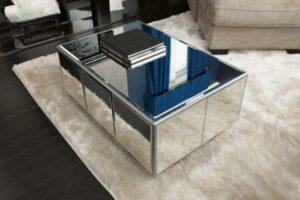 Muebles De Centro De Espejo