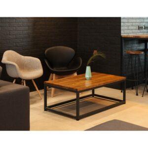 Muebles De Centro De Madera Y…