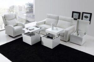 Muebles De Centro Elevable Pequenas