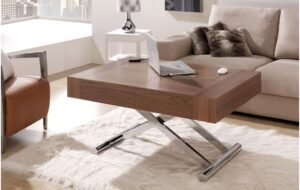 Muebles De Centro Elevable Y Extensible
