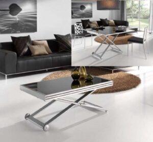 Muebles De Centro Elevable Y Extensible…