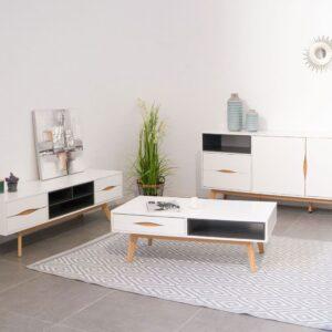 Muebles De Centro Nordicas