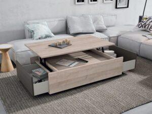 Muebles Elevable Centro