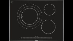 Placas De Induccion Bosch 70 Cm
