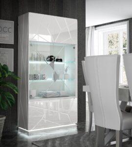 Vitrinas De Cristal Para Salon