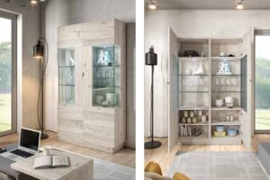 Vitrinas Modernas Salon