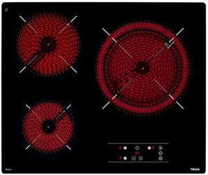Vitroceramicas Teka 3 Fuegos